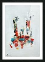 Primavera VI Picture Frame print