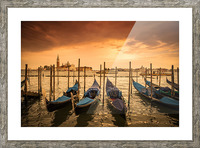 Venise Picture Frame print