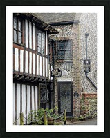 St Marys House Bramber Picture Frame print