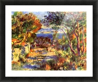 Le Staque Picture Frame print
