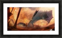 Dune World Picture Frame print