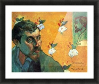 Les Miserables by Gauguin Picture Frame print