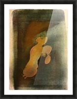 Loie Fuller 2 by Toulouse-Lautrec Picture Frame print