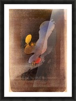 Loie Fuller by Toulouse-Lautrec Picture Frame print