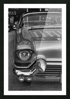 57 Caddy Mojo Picture Frame print