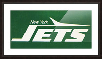 1981 new york jets reproduction artwork Picture Frame print