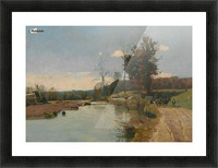 Bad Liebenzell Picture Frame print