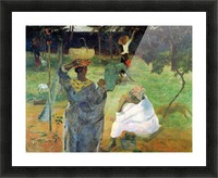Mango Fruit by Gauguin Picture Frame print