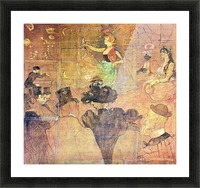 Mauri Dance by Toulouse-Lautrec Picture Frame print