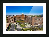 Ponce City Market   Atlanta GA 0622 Picture Frame print