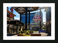 Truist Park   The Battery Atlanta GA 6741 Picture Frame print