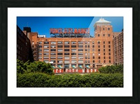 Ponce City Market   Atlanta GA 7063 Picture Frame print