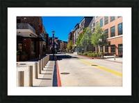Truist Park   The Battery Atlanta GA 6769 Picture Frame print