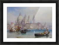 Venice Picture Frame print