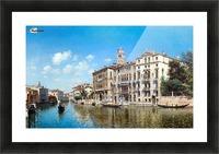 Palazo Cavalli-Franchetti, Venezia Picture Frame print