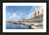 Grand Canal, Venice Picture Frame print