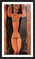 Modigliani - Caryatid -3- Picture Frame print