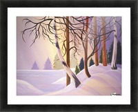 Tanglewood.1 Picture Frame print