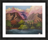 Olowalu Picture Frame print