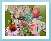 flowersandflex Picture Frame print