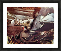 Grey game by Giovanni Boldini Picture Frame print
