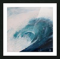 Collection WAVES-Current Impression et Cadre photo