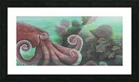 Collection WAVES-Octopus Impression et Cadre photo