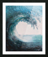Collection WAVES-Swell Impression et Cadre photo