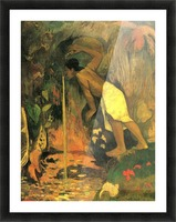 Mysterious Source by Gauguin Picture Frame print