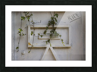 LetterBox Picture Frame print