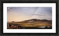 Zealand Landscape Picture Frame print