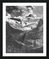 Ice tongue Picture Frame print