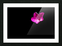 Vibrant Picture Frame print