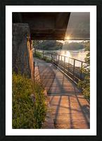 BridgeBoardwalk Impression et Cadre photo