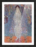 Portrait of Baroness Elisabeth Bachofen by Klimt Picture Frame print