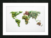 Light Continent Ciriel Picture Frame print