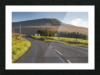 Fan Gyhirych in South Wales UK Picture Frame print