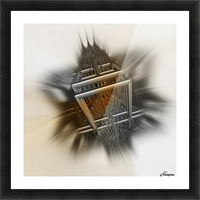 Cologne Cathedral Picture Frame print
