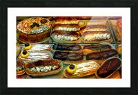 Italian Temptations Picture Frame print