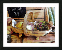 Swede Sale Display Picture Frame print