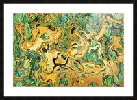 Marble XXXVIII Picture Frame print