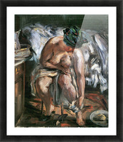 Matinee by Lovis Corinth Picture Frame print