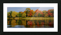 Fall in love with fall Impression et Cadre photo
