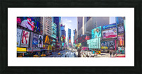 Times Square, New York City Picture Frame print