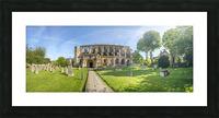 Historic Malmesbury Abbey, Wiltshire Picture Frame print