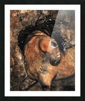 Spirit of Ancestors Horse Picture Frame print