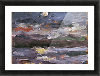 Moonlight by Lovis Corinth Picture Frame print