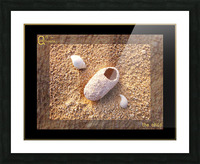 the child - English Picture Frame print