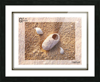 the child - French Picture Frame print