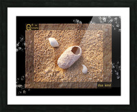 the child - German Picture Frame print